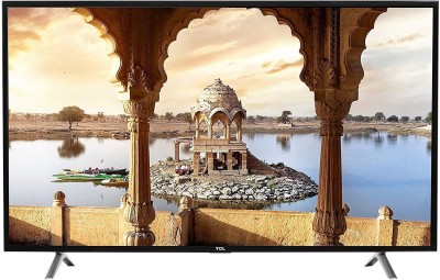 TCL 50 inch 4K Smart LED TV is a best LED TV under 40000
