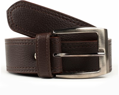 Winsome Deal Men Formal, Casual Brown Artificial Leather Belt