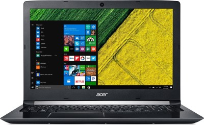 Image of Acer Aspire 5 Core i5 8th Gen Laptop A515-51G which is one of the best laptops under 50000