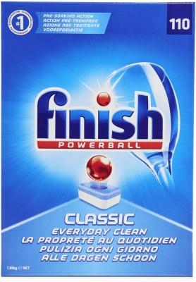 Finish Dish washing Tablets Dishwashing Detergent(1.79 kg)