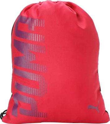 c62822cbaed 5% OFF on Puma PUMA Pioneer Gym Sack Gym Bag(Red) on Flipkart |  PaisaWapas.com
