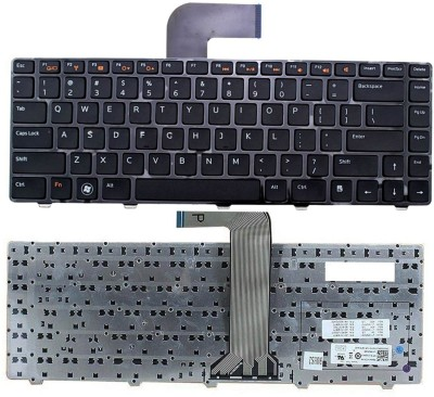 PCTECH Brand New Dell Vostro 3350 Replacement Internal Laptop Keyboard Black PCTECH Keyboards