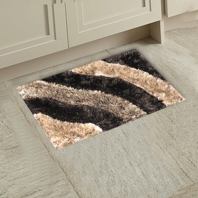 M G'S REALDECOR Polyester Door Mat AXD(Multicolor, Free)  available at flipkart for Rs.330