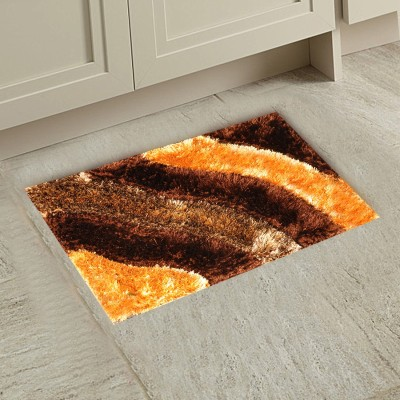 m g's real decor Polyester Door Mat wwwwsss(Multicolor, Free)  available at flipkart for Rs.330