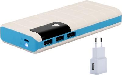 Evolution Kart Power Bank Accessory Combo for mobile White