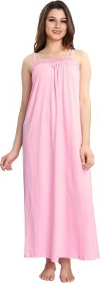 AV2 Women Nighty(Pink)