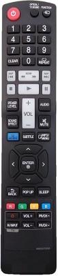 LipiWorld AKB73775701 Compatible For System LG Remote Controller(Black)