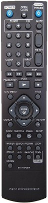 LipiWorld 6711R1PO97F Compatible For DVD/5.1 CH SPEAKER SYSTEM LG Remote Controller(Black)