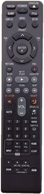 LipiWorld AKB37026812 Compatible For System LG Remote Controller(Black)