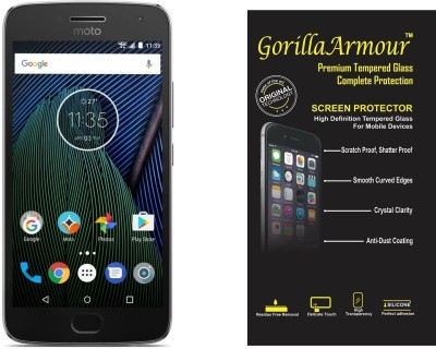 Gorilla Armour Impossible Screen Guard for Motorola Moto G5s Plus(Pack of 1)