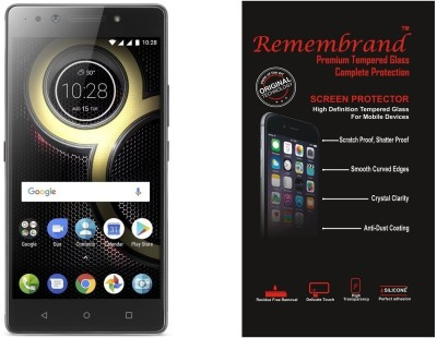 Remembrand Impossible Screen Guard for Lenovo K8 Note