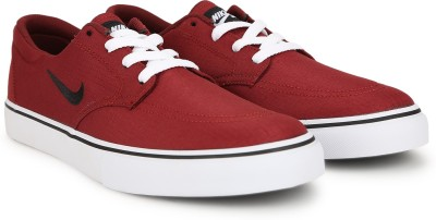 Nike SB CLUTCH Sneakers For Men(Red) 1