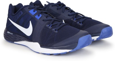 Nike TRAIN PRIME IRON DF Training Shoes For Men(Blue) 1