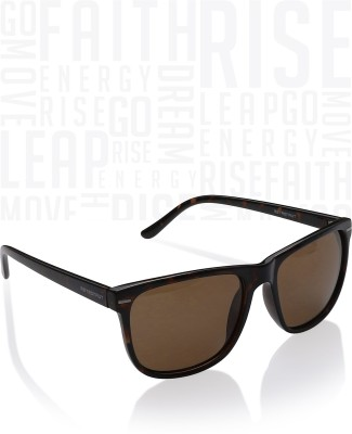 Metronaut Polarized(Brown) at flipkart