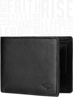 b3eaec60f931 46% OFF on Metronaut Men Formal Black Genuine Leather Wallet(4 Card Slots)  on Flipkart | PaisaWapas.com