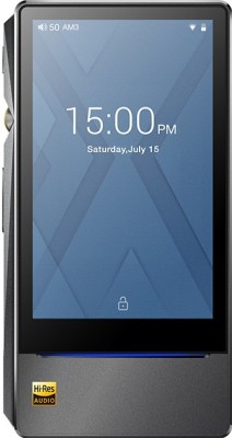 FiiO X7 Mark 2 High Res Bluetooth Lossless 2 GB MP3 Player(Red, 3.97 Display)  available at flipkart for Rs.49990