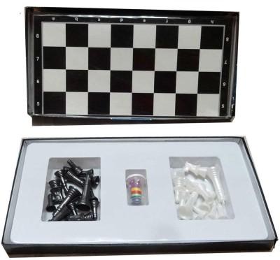 Kids Mandi Techno SHOWDOWN Chess Set Board Game  available at flipkart for Rs.280
