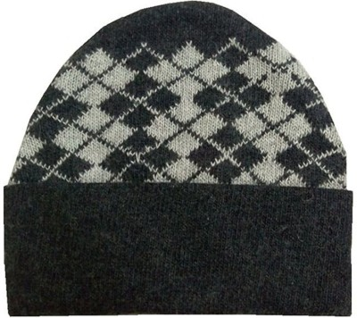 58% OFF on Tahiro Self Design Woollen Winter Cap on Flipkart ... fe36e3928