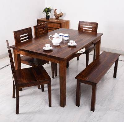Dining Sets - From ₹5,999 4 Seater & 6 Seater