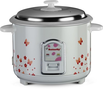Butterfly Blossom Electric Rice Cooker