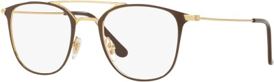 Ray-Ban Full Rim Square Frame(50 mm) at flipkart