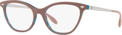 Ray-Ban Full Rim Cat-eyed Frame(52 mm)