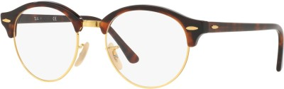 Ray-Ban Full Rim Wayfarer Frame(47 mm) at flipkart