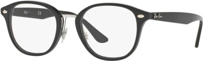 Ray-Ban Full Rim Square Frame(50 mm)