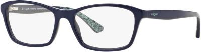 Vogue Full Rim Rectangle Frame(51 mm)