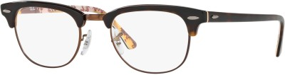 Ray-Ban Full Rim Wayfarer Frame(49 mm) at flipkart