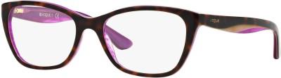 Vogue Full Rim Cat-eyed Frame(51 mm)