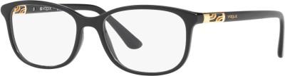 Vogue Full Rim Rectangle Frame(53 mm)