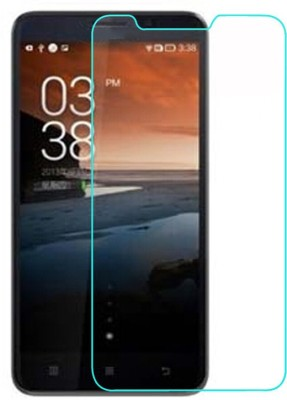 Snooky Front and Back Screen Guard for Lenovo A850+(Pack of 1)