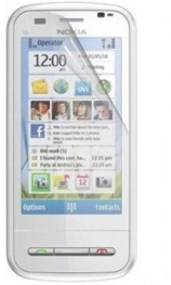 FIVE ON FIVE Screen Guard for Nokia C6-00(Pack of 1)