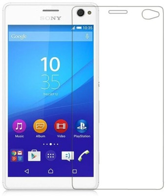 FIVE ON FIVE Screen Guard for Sony Xperia m5 dual(Pack of 1)