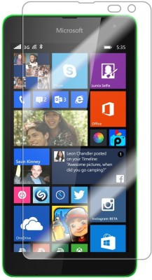 FIVE ON FIVE Screen Guard for Nokia lumia 535(Pack of 1)