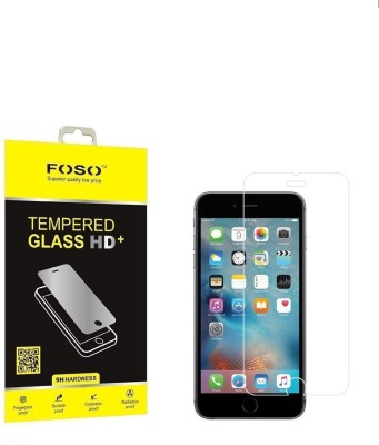 FOSO Screen Guard for Apple iPhone 6s, 6(Pack of 1)