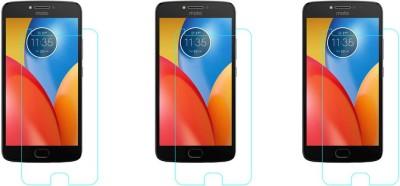 ACM Tempered Glass Guard for Motorola Moto E4 Plus(Pack of 3)