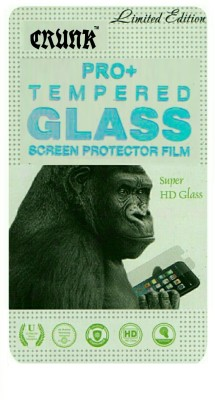 CRUNK Tempered Glass Guard for GIONEE PIONEER P2S