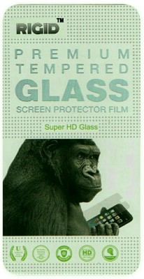 BLACK GORILLA Tempered Glass Guard for PANASONIC ELUGA U2