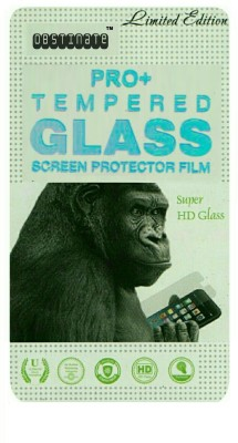 OBSTINATE Tempered Glass Guard for MICROMAX CANVAS ENTICE A105