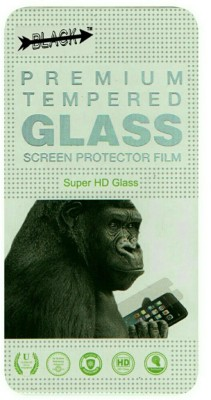 New World Tempered Glass Guard for Micromax Canvas Entice A105