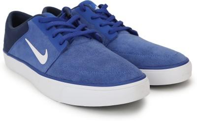 Nike SB PORTMORE Sneakers For Men(Blue) 1