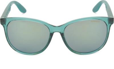 Carrera Wayfarer Sunglasses(Blue) at flipkart