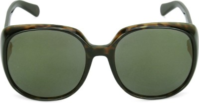 Marc Jacobs Oval Sunglasses(Brown) at flipkart