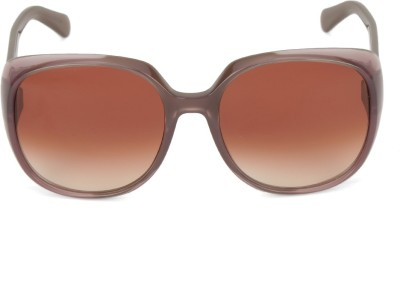 Marc Jacobs Over-sized Sunglasses(Brown) at flipkart