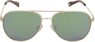 Boss Orange Aviator Sunglasses(Brown) at flipkart
