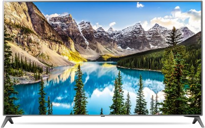 LG 43UJ652T Smart LED TV - 43 Inch, 4K Ultra HD (LG 43UJ652T)