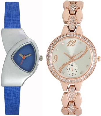 CM Girls Watch Combo With Stylish Multicolor Dial Rich Look LW 208_215 Analog Watch   For Girls CM Wrist Watches