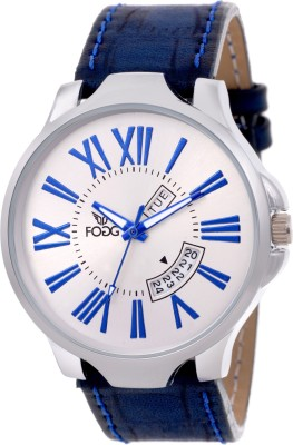 Fogg 1087-BL  Analog Watch For Unisex